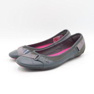 Puma Bixley Women's Ballet Grey Size 6.5